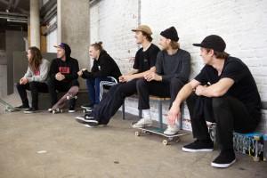 alle skaterboys